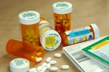 Prescription drugs and medication warning